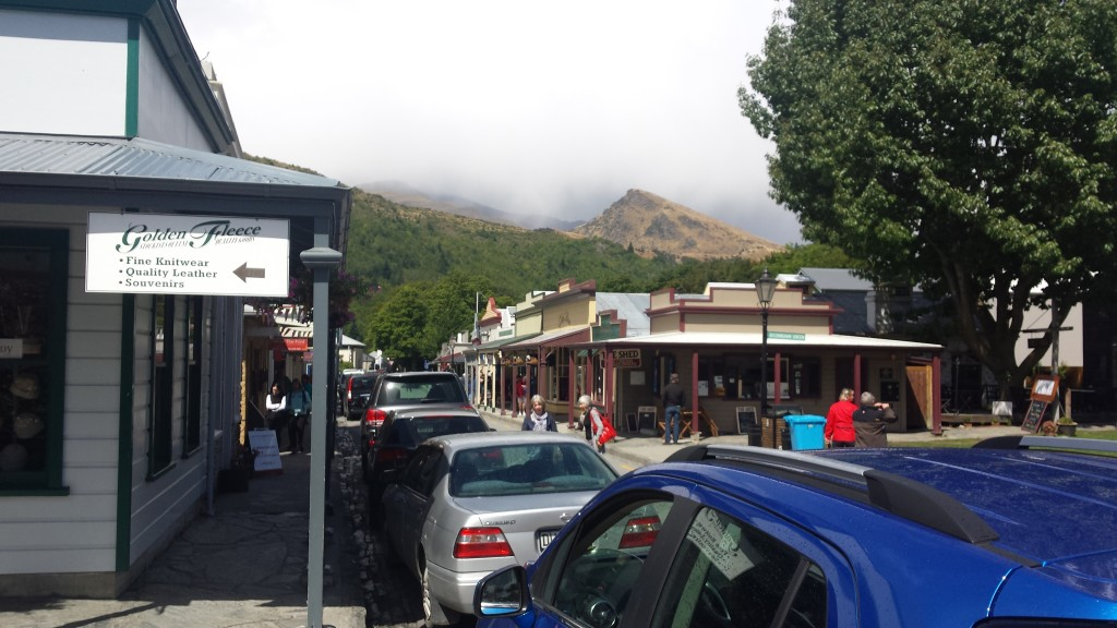 Arrowtown_Neuseeland