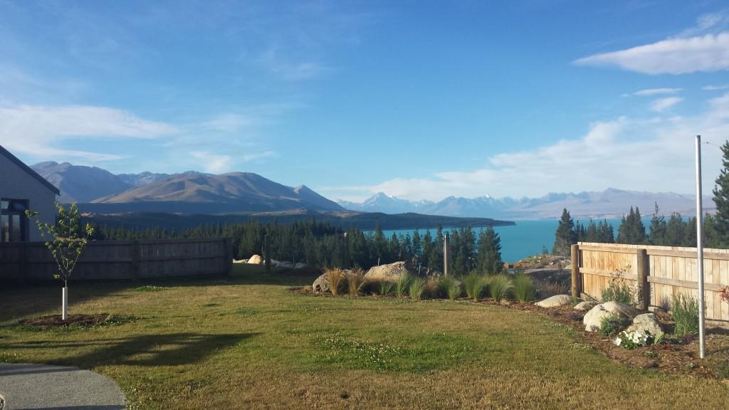 WWOOF'n_Neuseeland_Lake_Pukaki_5Sterne_Hotel (2)