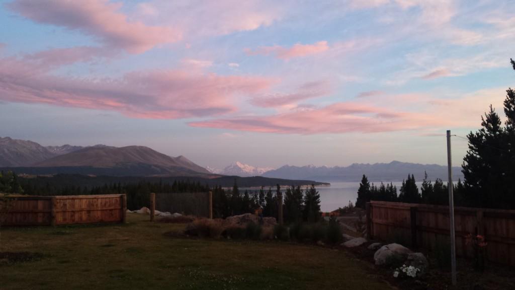 WWOOF'n_Neuseeland_Lake_Pukaki_5Sterne_Hotel (3)