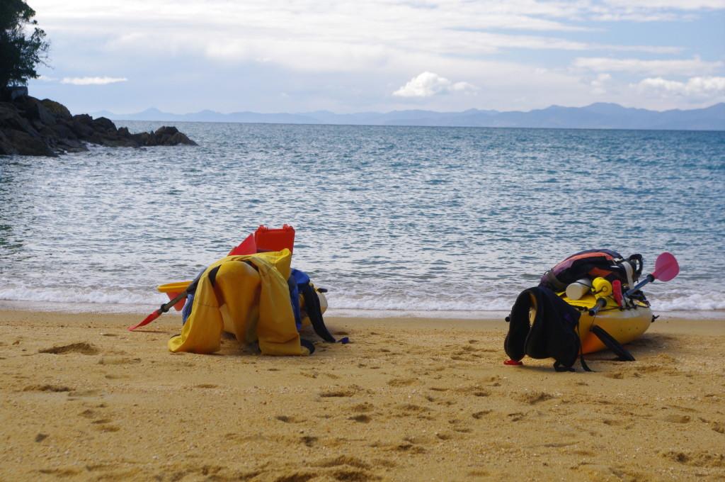 Kanu-Trip Abel Tasman